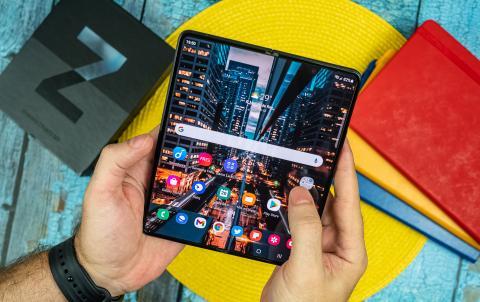 Samsung Galaxy Z Fold 3, análisis y opinión