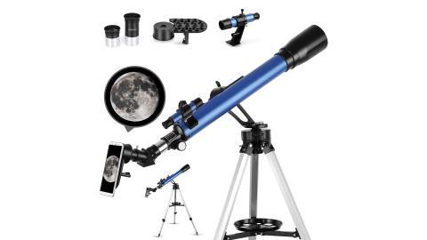 Telescopio TNTY