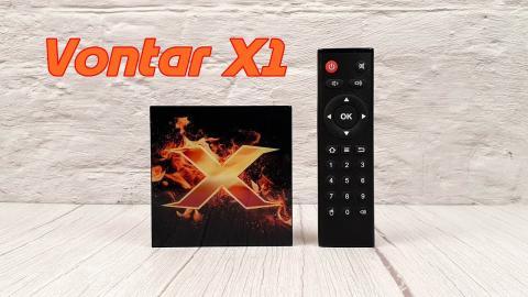 Vonta X1 Android TV Box