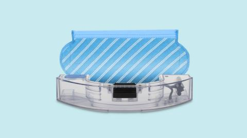 Yeedi Vac Max water tank