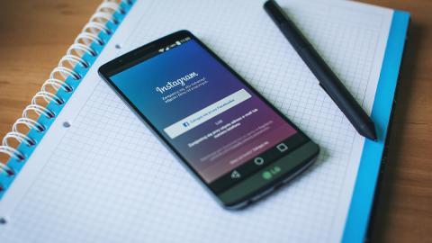 Instagram en el móvil