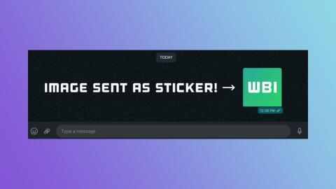 WhatsApp habría encontrado la manera de crear stickers rápidamente y sin aplicaciones externas