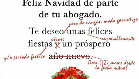 Frases D Navidad Graciosas.45 Imagenes Y Frases Con Las Que Felicitar La Navidad A Tus