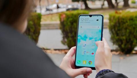 Huawei P Smart (2019), análisis y opinión   Tecnología