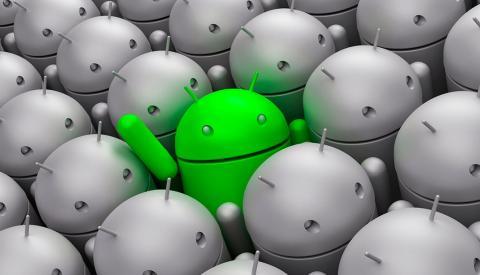 android muñeco