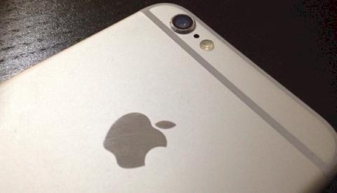 Cámara iPhone 6S