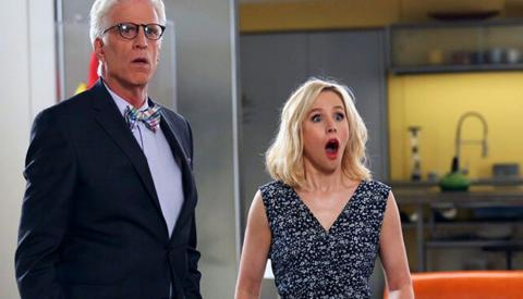 The Good Place terminará en la temporada 4