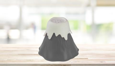 Volcán limpiador de lavavajillas de Lidl