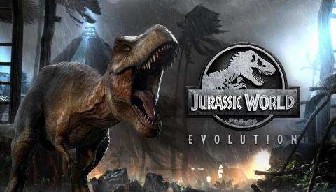 Jurassic World Evolution Nintendo Switch