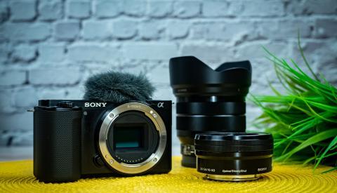 Sony ZV-E10, primeras impresiones