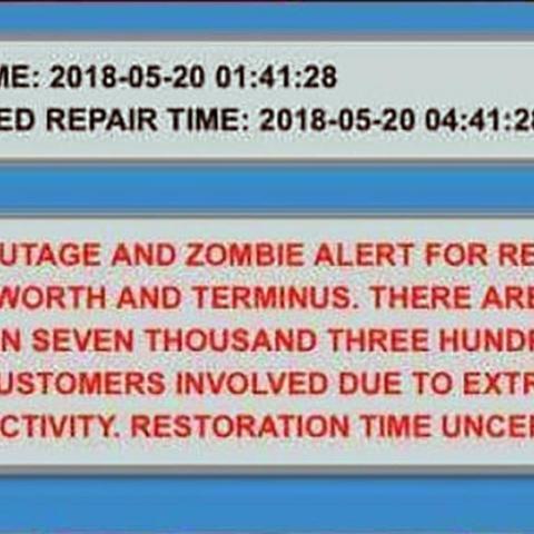 Alerta zombie