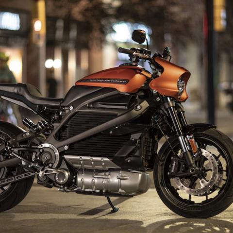 motos electricas electrica lujo altas prestaciones