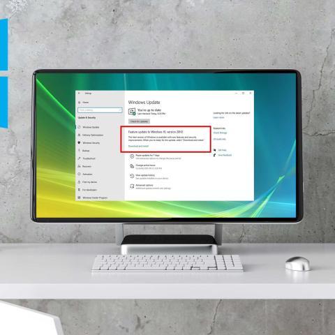 Windows 10 octubre 2020