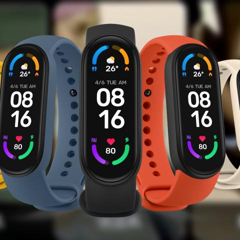 Xiaomi Mi Band 6 chollo