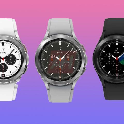 Se filtra en detalle el diseño del nuevo Samsung Galaxy Watch 4 Classic
