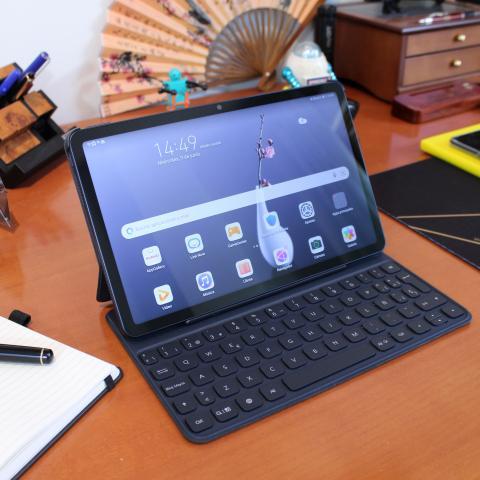Huawei MatePad análisis y opinión