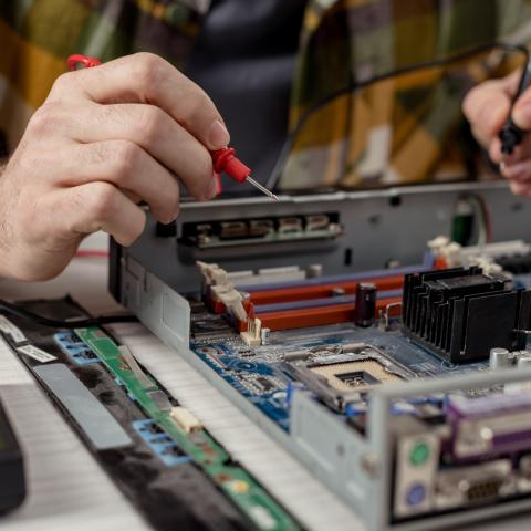 Montaje ordenador