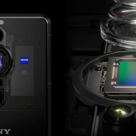 El Sony Xperia Pro 1 llegaría con una cámara con un sensor de 1 pulgada