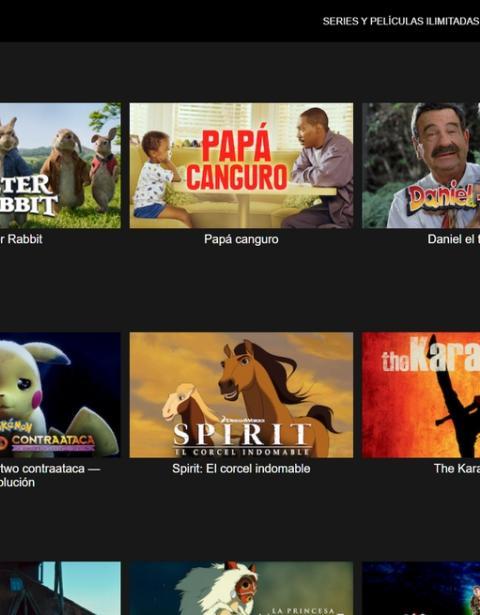Netflix control parental