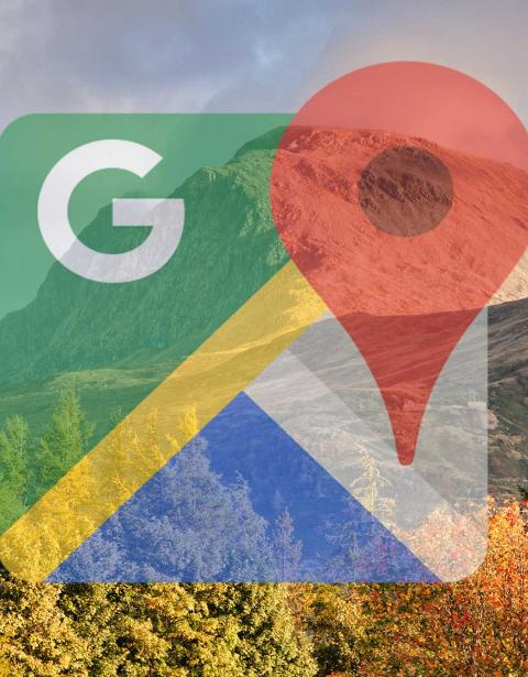 Ben Nevis Google Maps