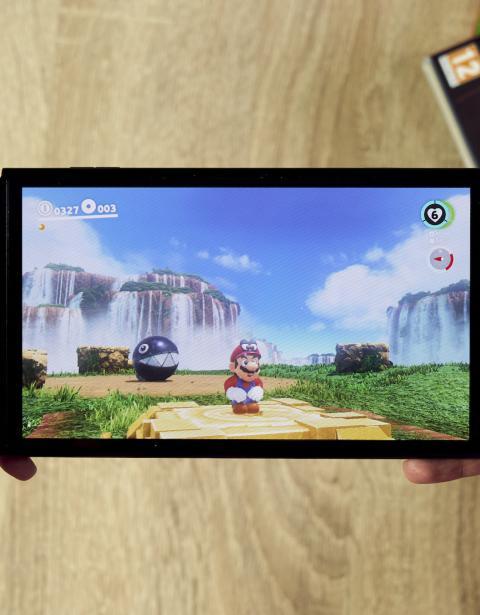 Análisis Nintendo Switch OLED