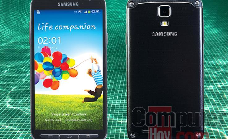 Análisis Samsung Galaxy S4 Active