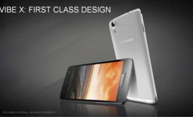 Lenovo Vibe X: Características y primeras impresiones