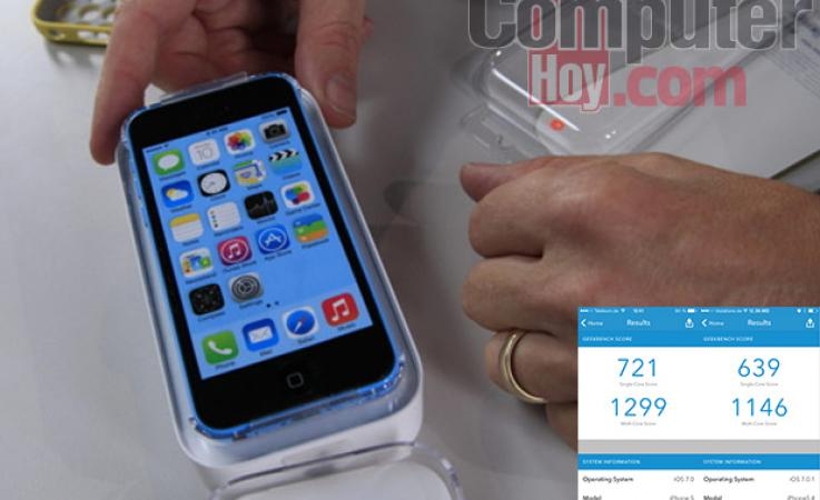 iPhone 5C analisis