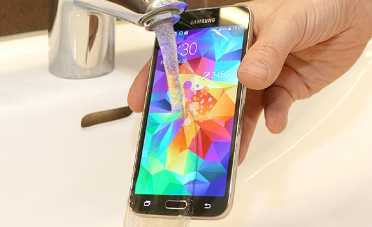 analisis samsung galaxy s5