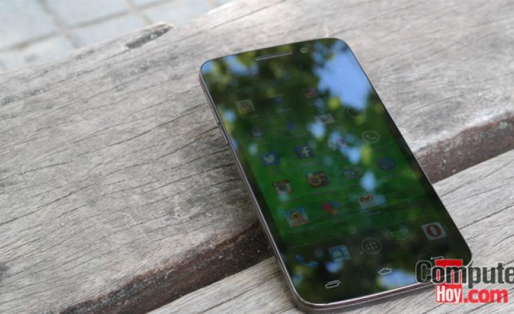 Prestigio MultiPhone 7600 DUO: análisis, características y precio
