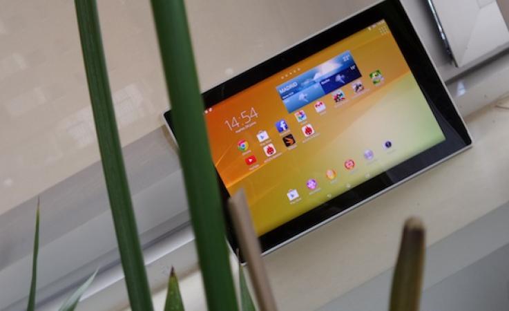 Análisis de Sony Xperia Tablet Z2: características y precio