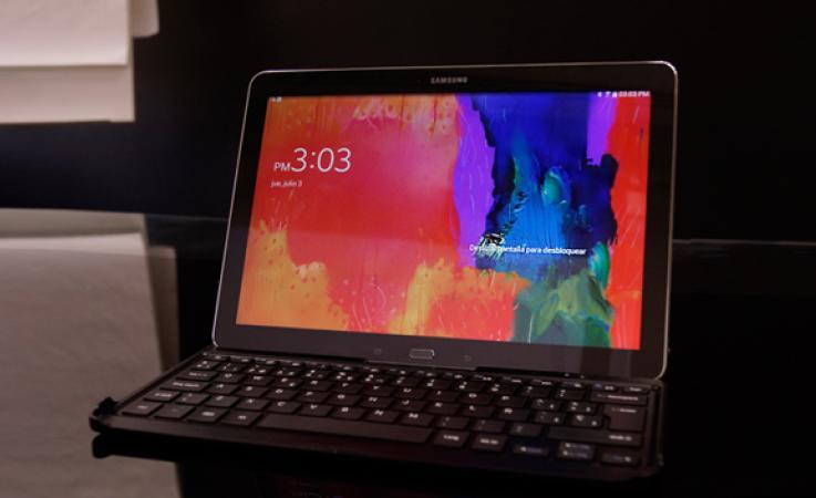 "Análisis Samsung Galaxy NotePro 12.2"""