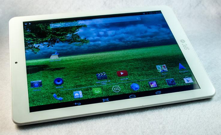 SPC Glow 9.7 3G: Análisis, características y precio
