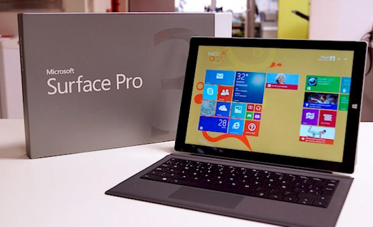 Microsoft Surface Pro 3, creada para acabar con el portátil