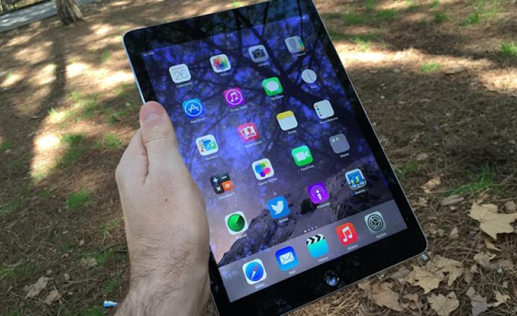 análisis iPad Air 2 review