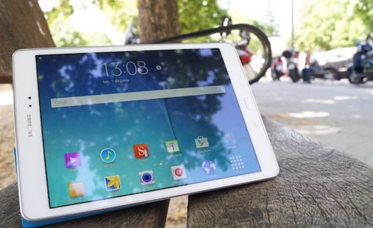 Análisis Samsung Galaxy Tab A