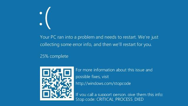 22e3d722d570 Cuidado con la última actualización de Windows 10  puede provocar  pantallazos azules