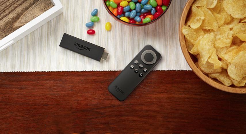 Amazon Fire TV ya incluye la configuración simple del WiFi f6406b54a1ae1