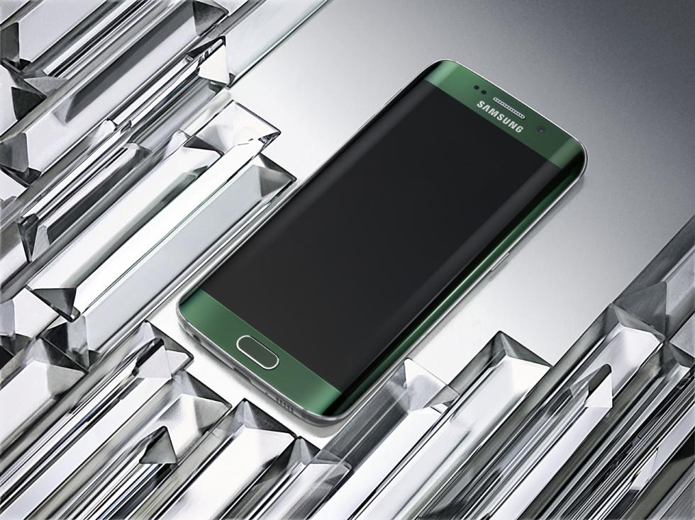 Samsung Galaxy S6 Edge - 0