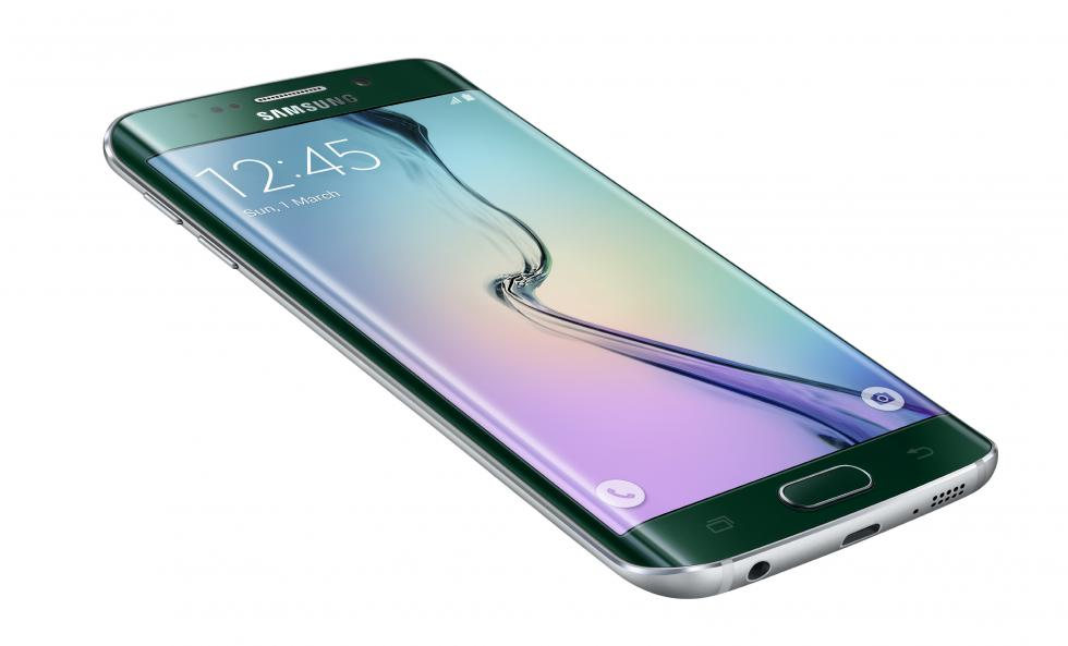 Samsung Galaxy S6 Edge - 4