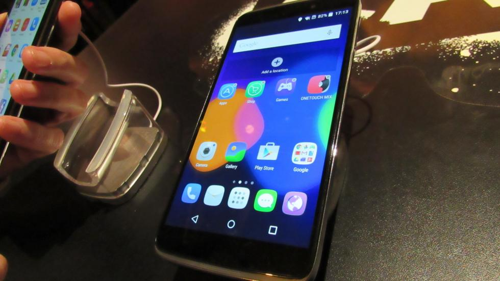 ALCATEL ONETOUCH IDOL 3 - 5