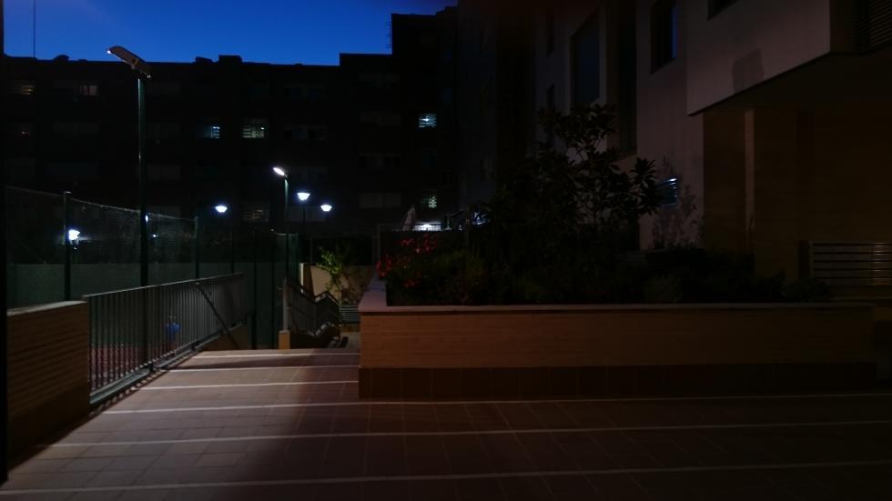 Fotografía exterior ISO 50