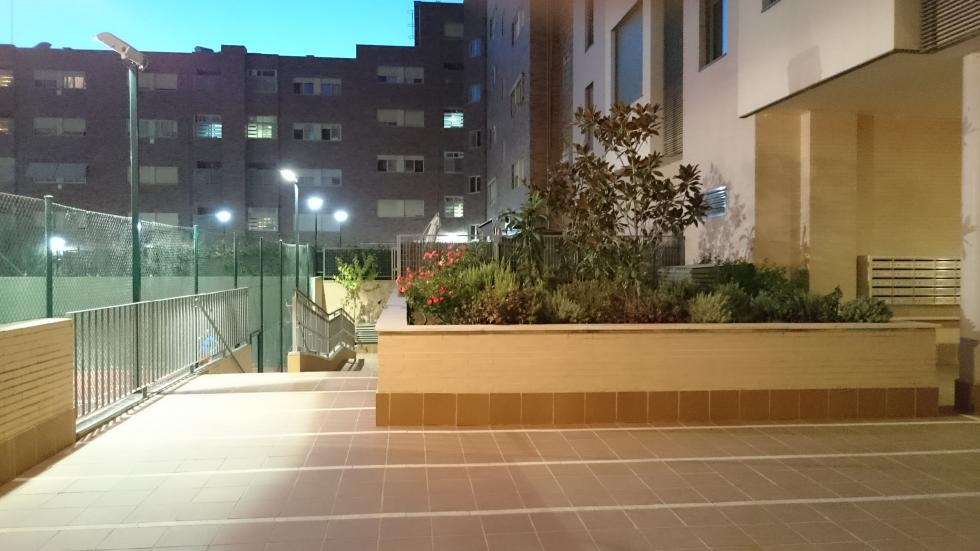 Fotografía exterior ISO 1600