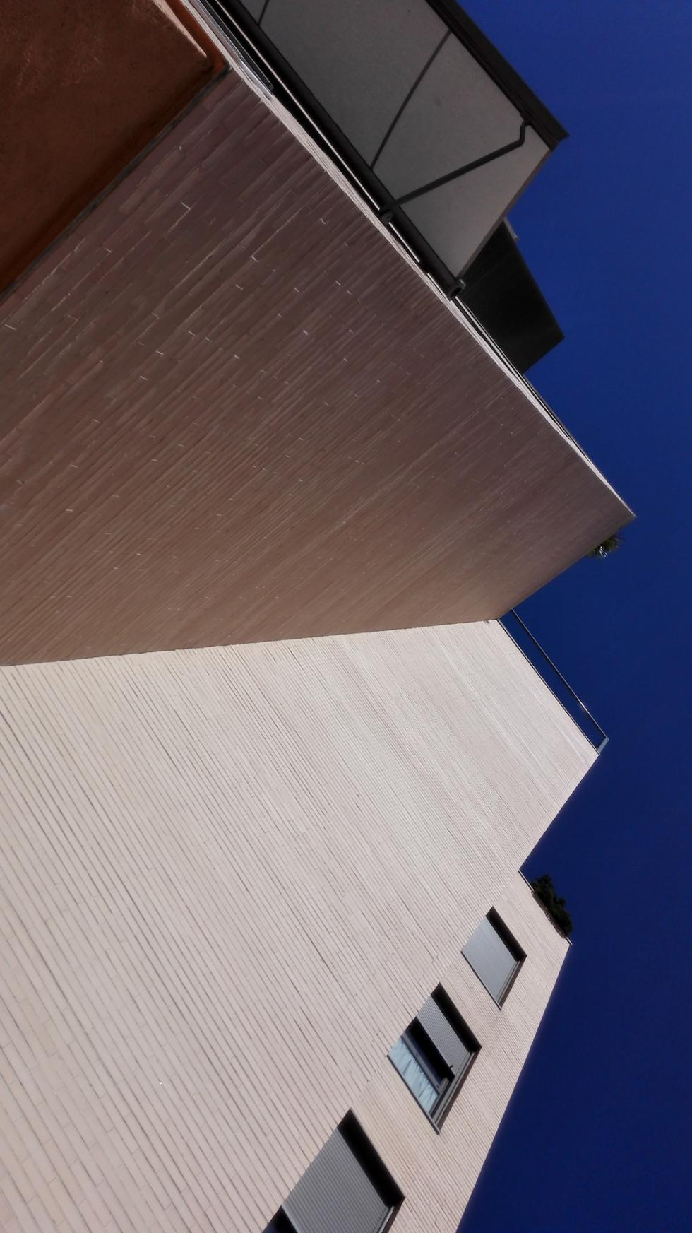 Fotografía luces y sombras vertical