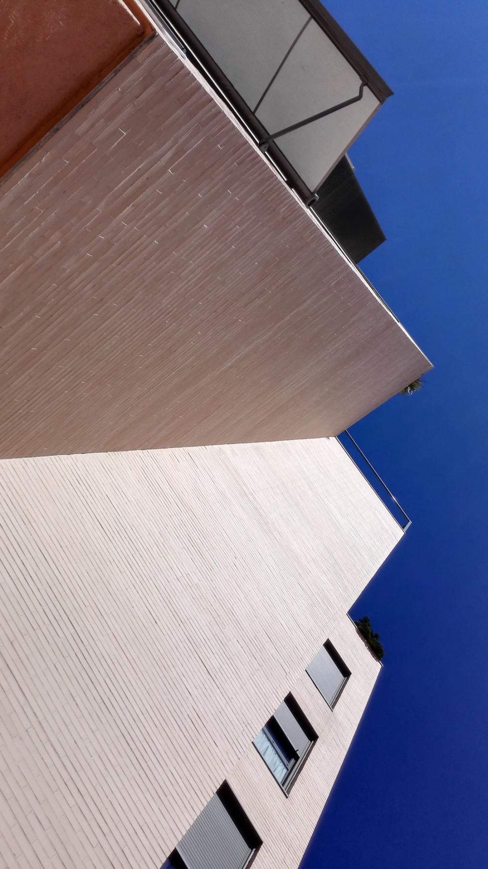 Fotografía luces y sombras vertical HDR