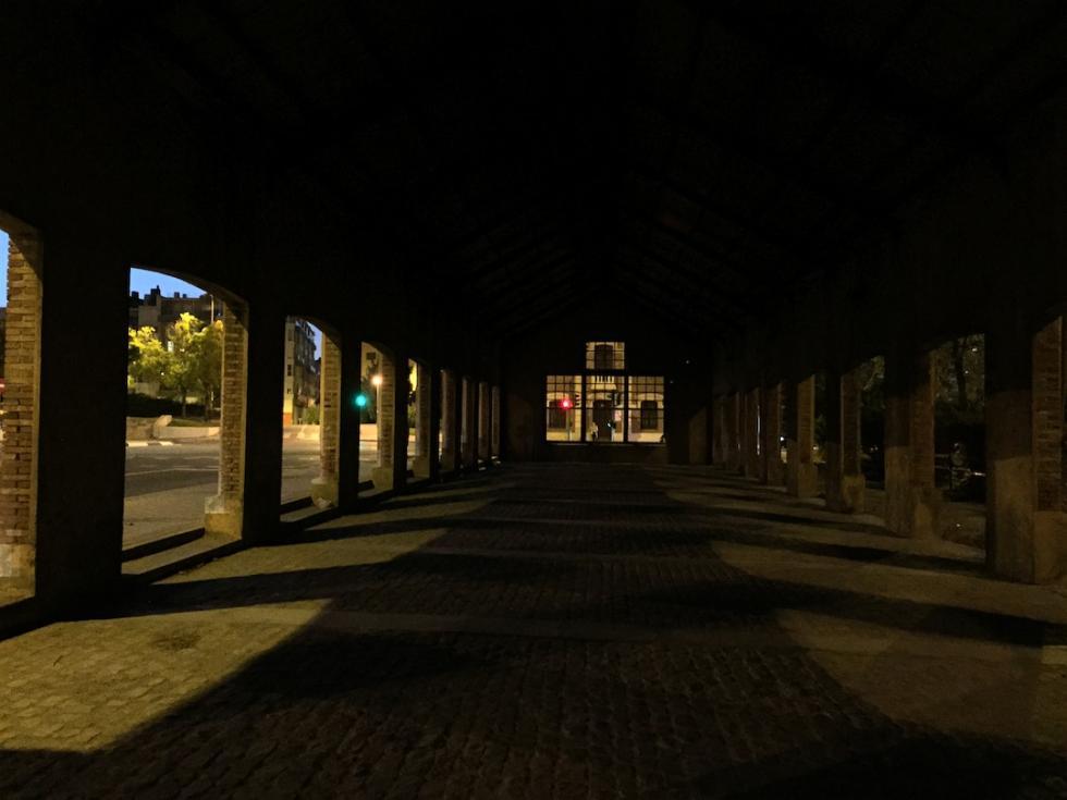 Fotografía nocturna con HDR