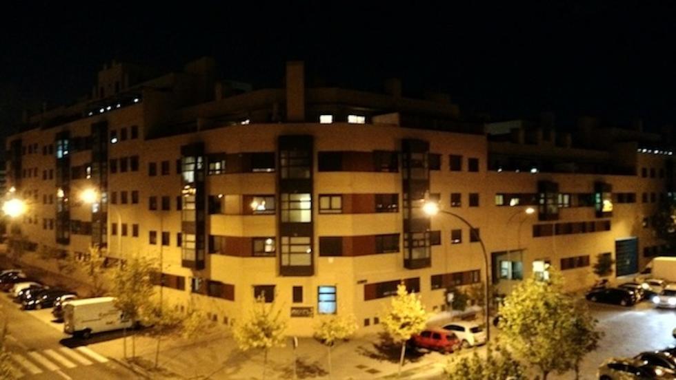 Fotografía nocturna HDR