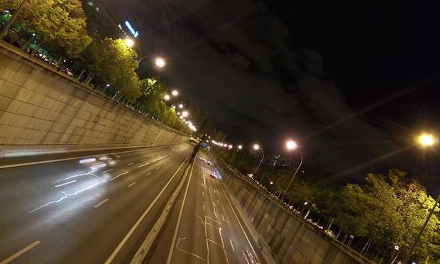 Fotografía nocturna sin HDR 2