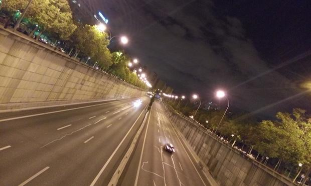 Fotografía nocturna con HDR 2