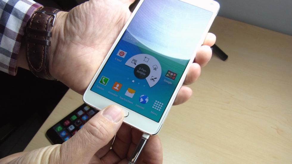Samsung Galaxy Note 4 (Producto)